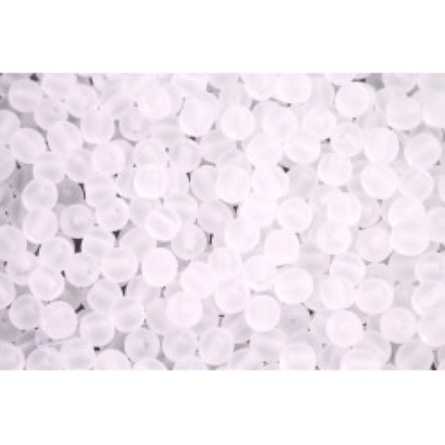 Kuličky č. 79 - 6mm (crystal mat)