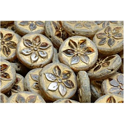 Kuličky č. 82- 6mm (Hematit)