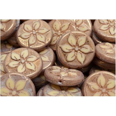 Kuličky č. 84 - 10mm (Stříbrné)
