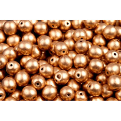 Kuličky č. 85 - 8mm (Zlaté)