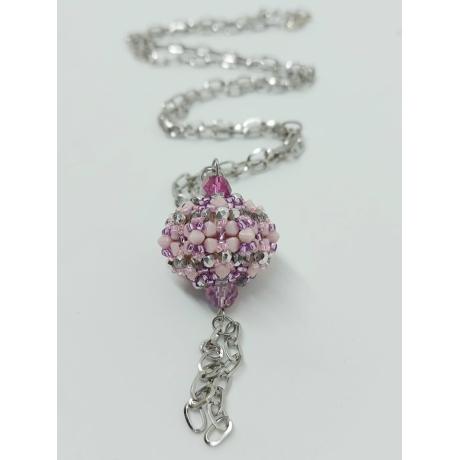 Preciosa Candy™ Rose - č.4 (8mm)