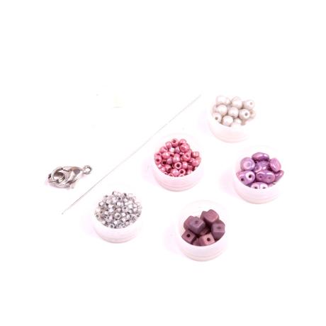 Preciosa Candy™ Rose - č.8 (8mm)