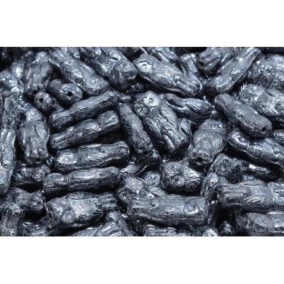 Ohňovky č.334 (4 mm) Silver