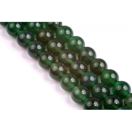 Minerál Green Onyx č.220 (8mm)
