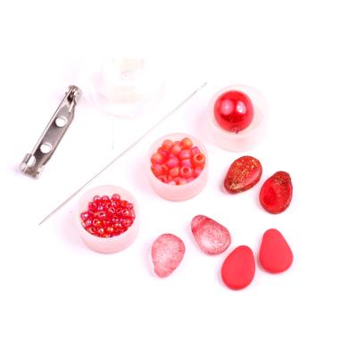 Plastové korálky 370 (6 mm)