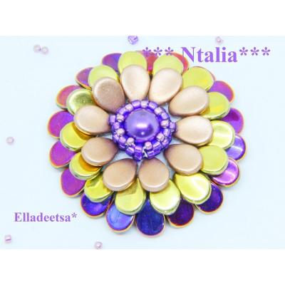 Plastové korálky 372 (6 mm)