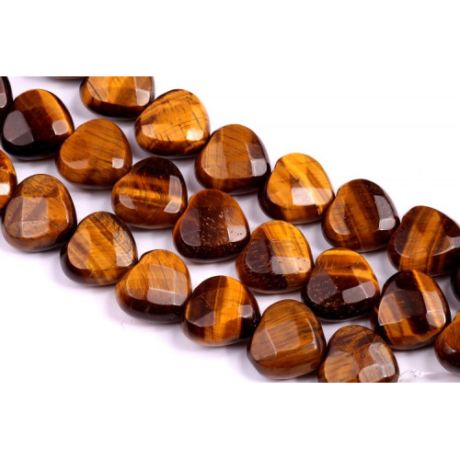 Minerál Tygří oko č.225 (15x15mm)