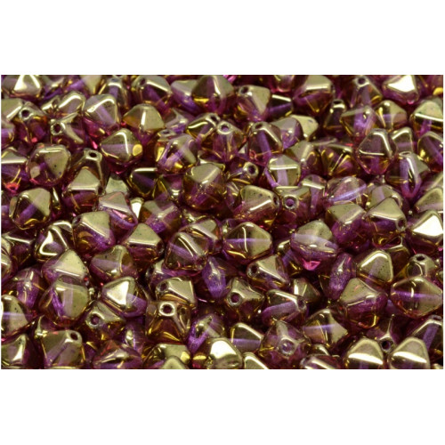Bicone Beads no 1956 (6x6mm)