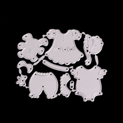 Cutting template Baby clothes 14.