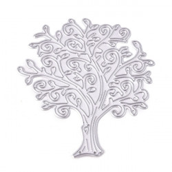3D house template tree of life 42.