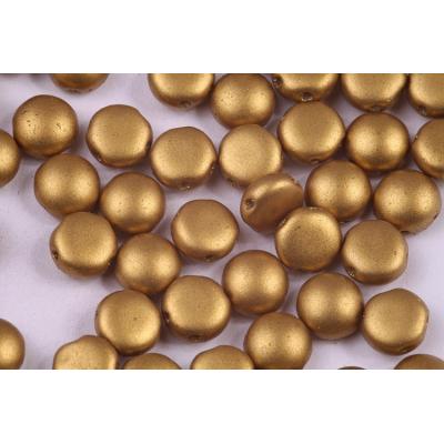 Spojovací kroužky zlaté 6 mm