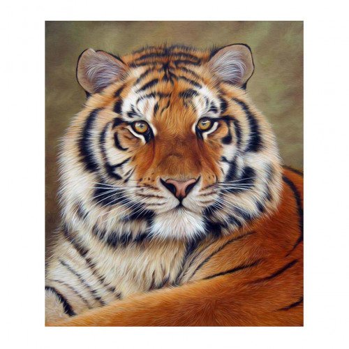 Diamond painting - Tiger No.29
