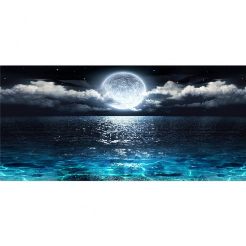 Diamond painting - Moon over the sea No.65