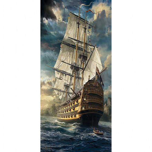Diamond painting - Sailing boat no. 68