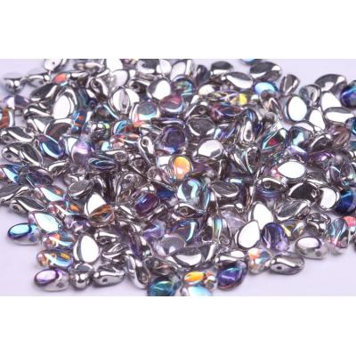 Bižuterní lanko stříbrné 0,6 mm (5m)