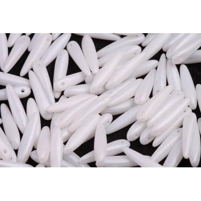 Korálky voskované č. 46 - 8 mm
