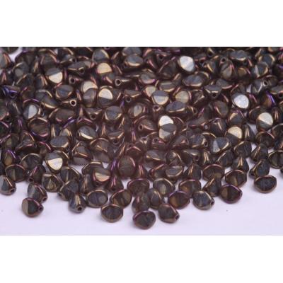 Kraklované kuličky č. 31 - 8 mm