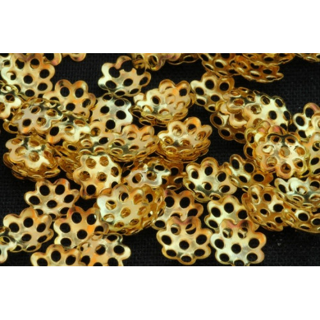 Kaplík zlatý 8 mm
