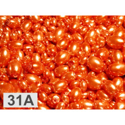 Skleněné korálky Mix č. 340