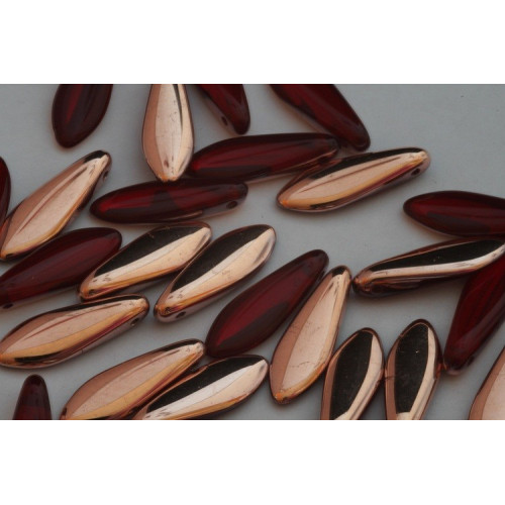 Korálky 3026 (16x6 mm)